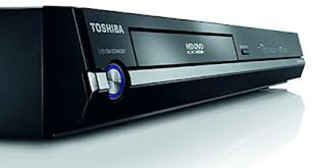 The First DVD Player