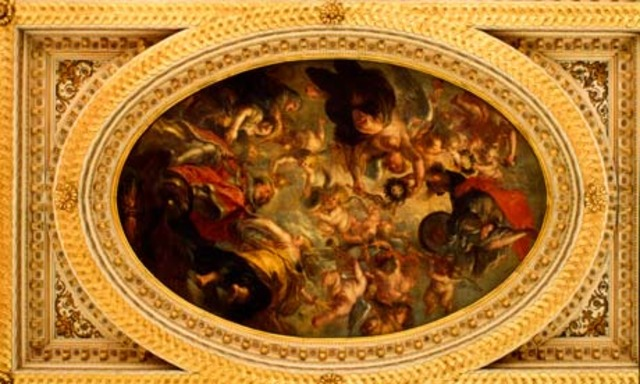 Whitehall Banqueting House Opens