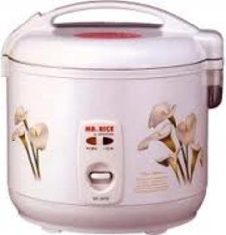 Toshiba Cooperation's Rice Cooker