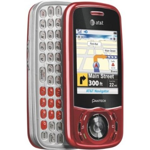 Cell phone with a full keyboard
