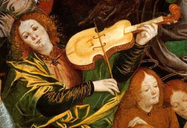 Modern Form of Violin Begins to Develop