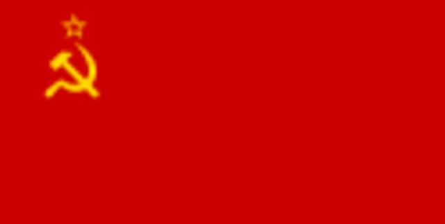 The start of the Soviet Union