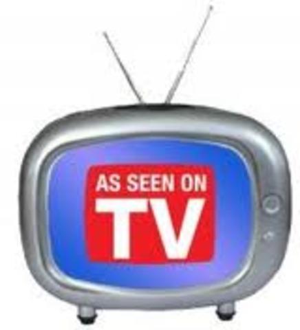 LA TELEVISION UNA NUEVA FORMA DE VENDER