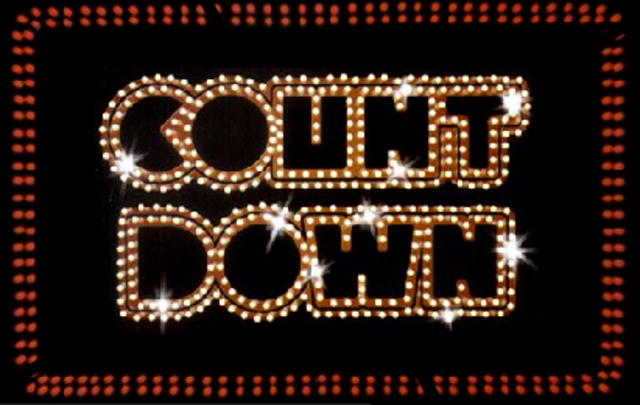 Music programmes such as Countdown came along.