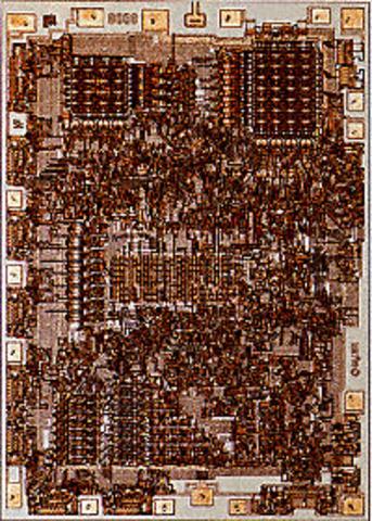 Intel´s 8008 microprocessor