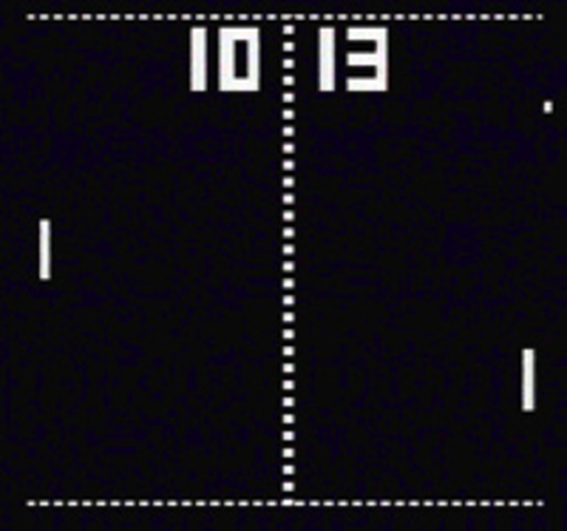 Pong is released.