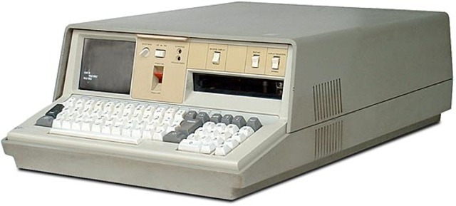 The IBM 5100 is relesed