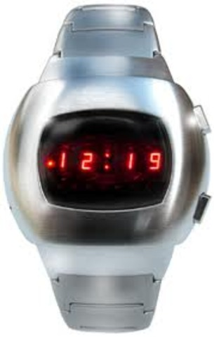 First Digital Electronic Watch