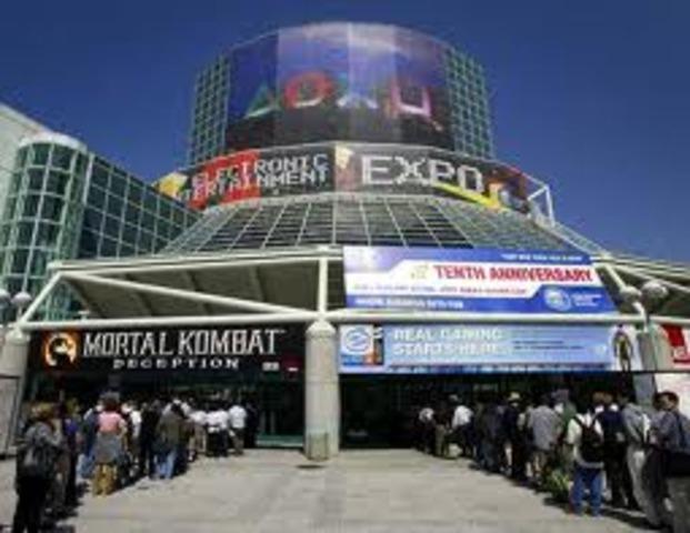 Nace el E3