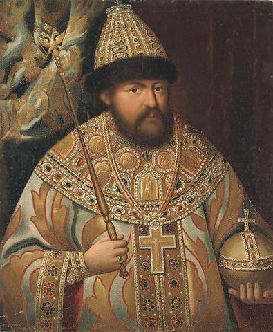 Michael Romanov dynasty