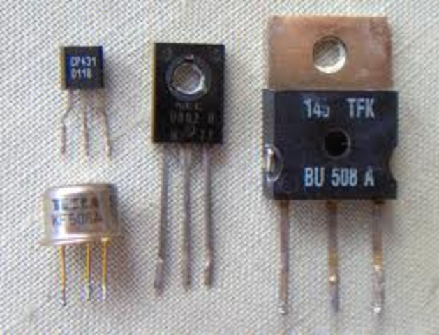 First Transistor Computer