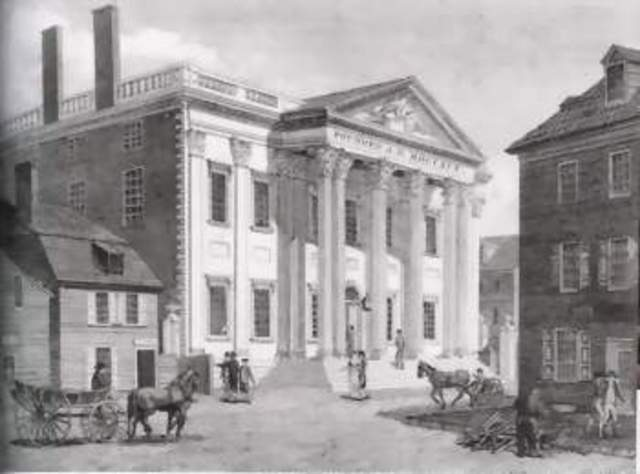 First United State Bank Created