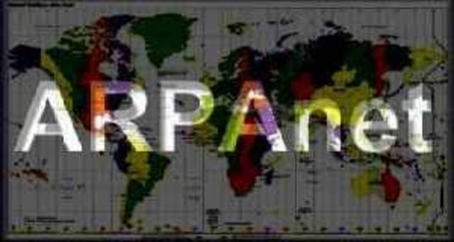 ARPANET was created