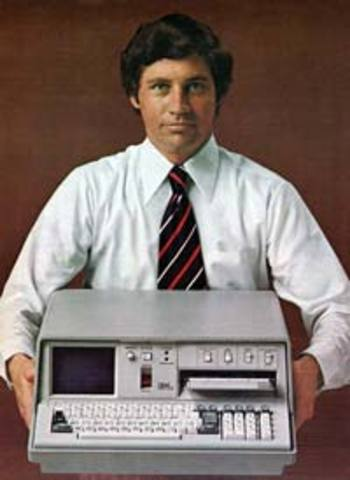 IBM 5100- first portable computer
