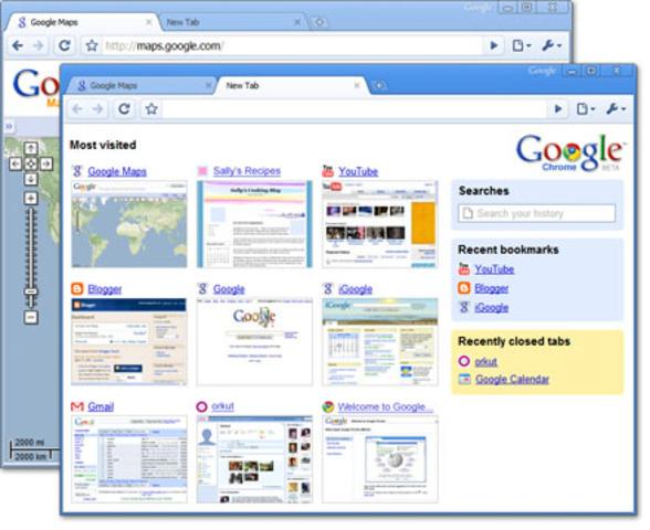 Google Chrome introduced