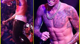 Chris Brown timeline