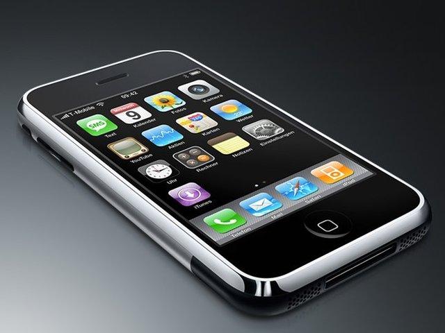 I-Phone 1