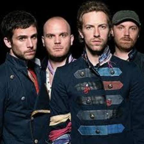 Coldplay!!!!