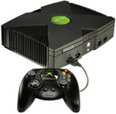 The original Xbox