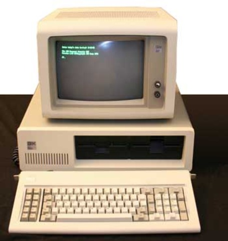 The IBM PC - Home Computer