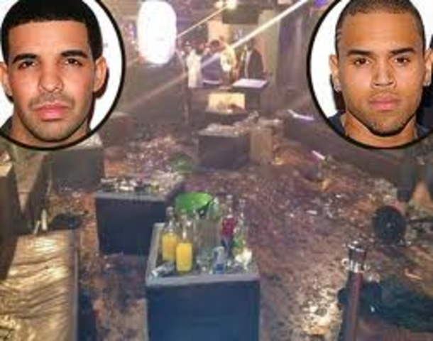 Incident with Drake