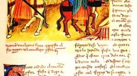 Línia del temps de la literatura medieval timeline