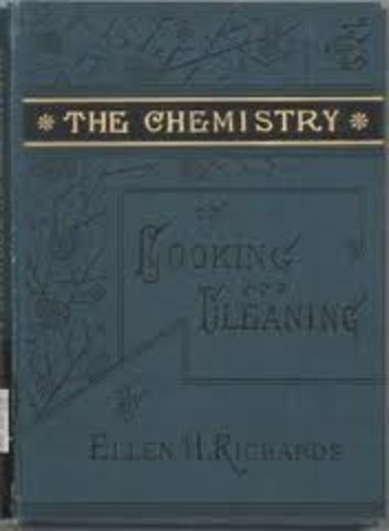 The Chemistry for Cooking and Cleaning