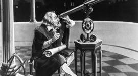 Telescopes timeline