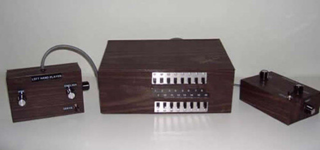 Brown Box- first video game console