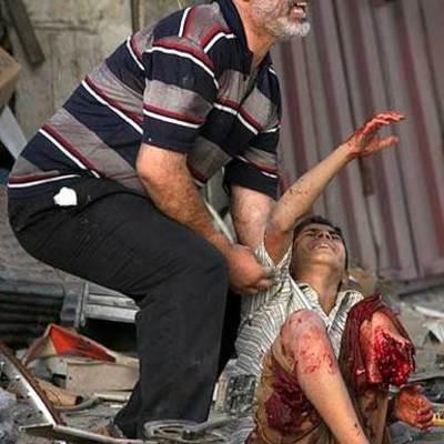القتل الغير منصف في العراق timeline