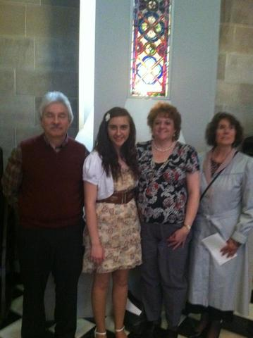 Made my Confirmation