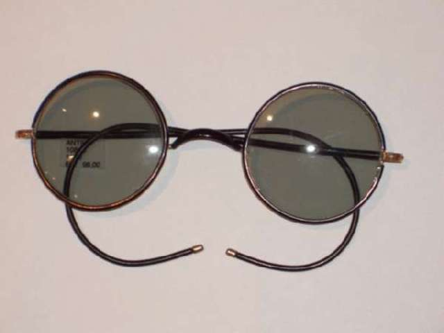 The First Sunglasses