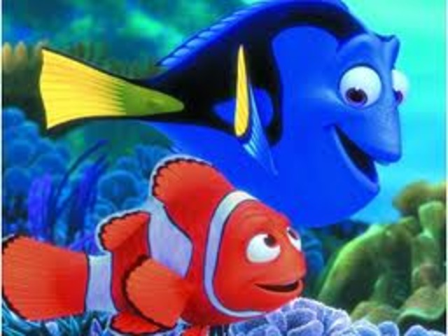 Malin and Dory escape through the whale's blowhole, and they realize they're in Sydney