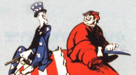 Principais Acontecimentos Geopolíticos do período da Guerra Fria timeline