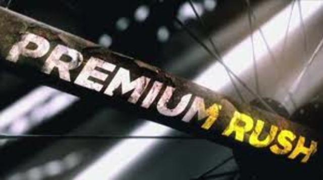 Watched Premium rush