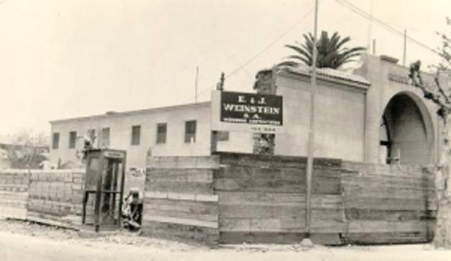 Demolición del edificio de Primaria
