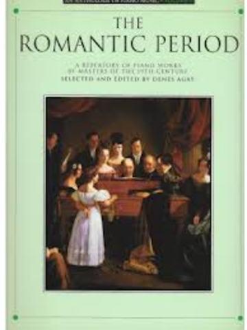 Romantic Period 1789 - 1870