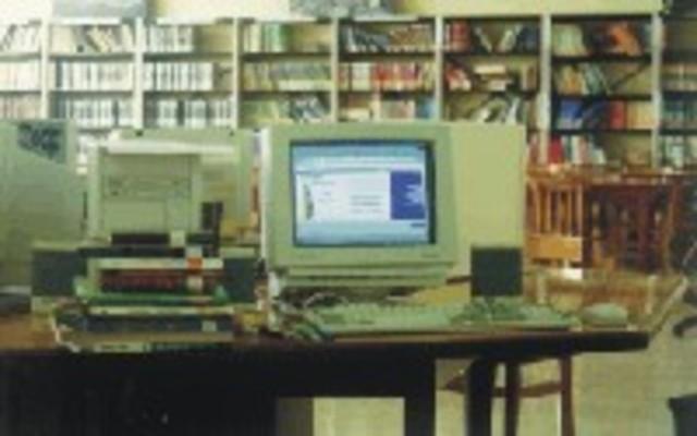 Inauguran Talleres, Biblioteca,  Laboratorios