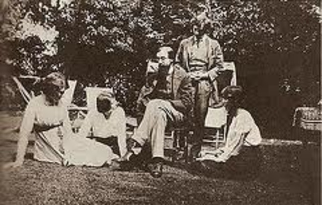 The Bloomsbury Group 1903 - 1964