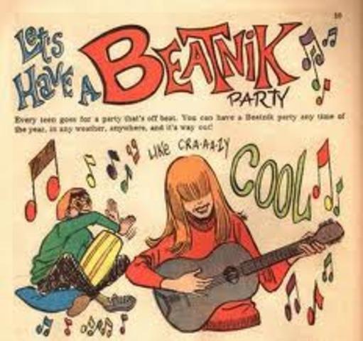 The Beat Generation 1946 - 1965