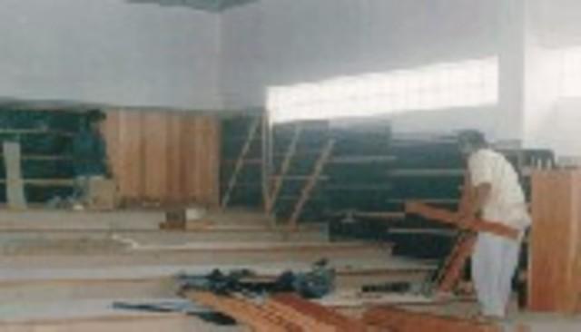 Construcción e inauguración del Anfiteatro