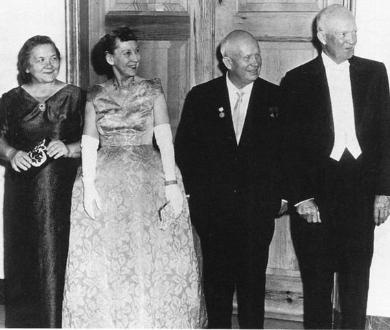 Khrushchev Visits America