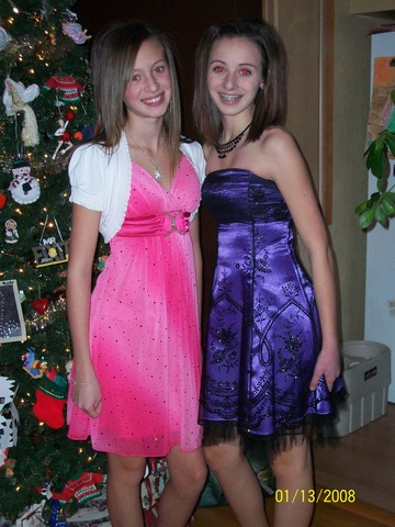 First Middle school dance