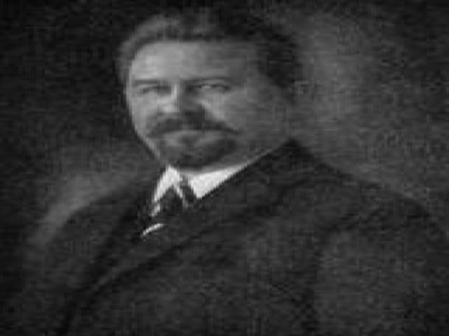 Fritz  Graebner (1877-1934)