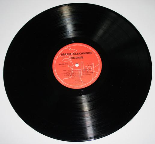 Invention du vinyle