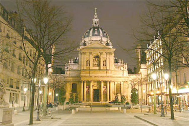She changed her name to Marie and she enrolled at the Sorbonne University.