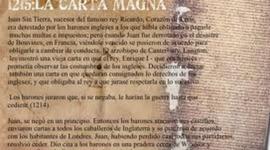 CARTA MAGNA INGLATERRA 1215 timeline