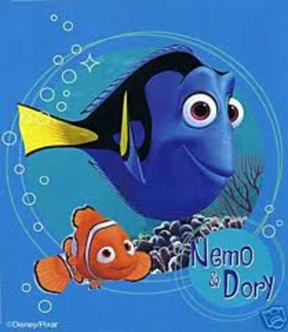 Dory finds Nemo, and remembers everything, even though she has short term memory loss.