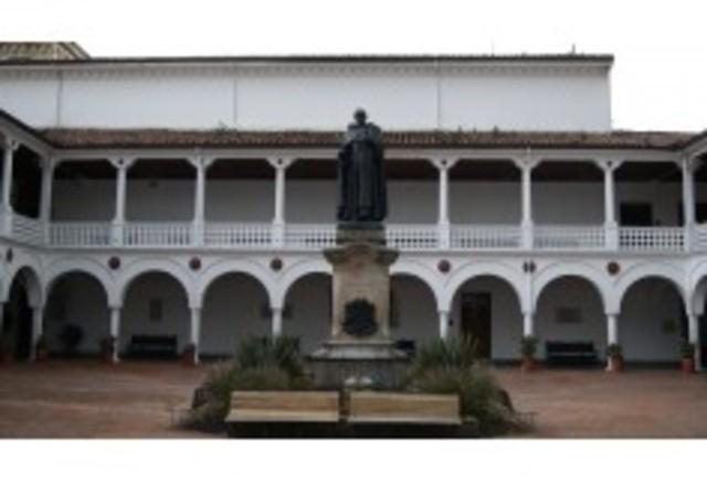 el Colegio Mayor de Nuestra Señora del Rosario Fundado por: Fray Cristóbal Torres