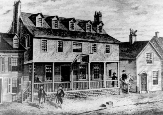 Quartering Act Of 1765